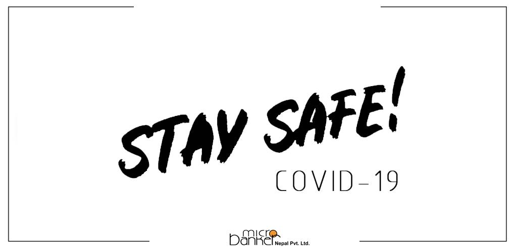 Covid 19 – Urgent Notice